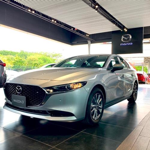 Mazda 3 Touring At Cuero 2.0l Plata | 2022