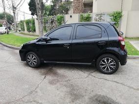 Toyota Etios 1.5 Platinum Automática