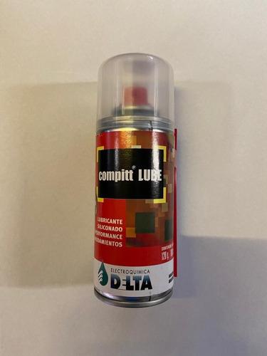 Imagen 1 de 1 de Compitt Lube 120g. / 180cc. Lubricante  Delta Ionlux