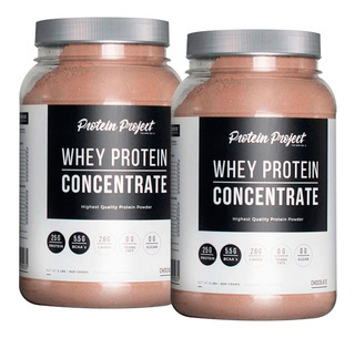 Proteina Concetrada Protein Project X 2 Unidades