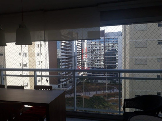 Apartamento - Jardim Santo Andre - Ref: 6355 - V-6355