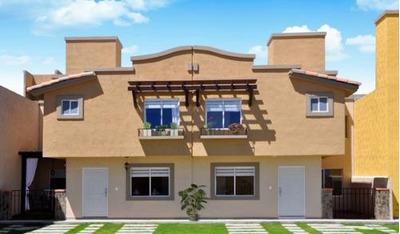Casas 3 Recamaras En Exclusivo Fracc Con Alberca