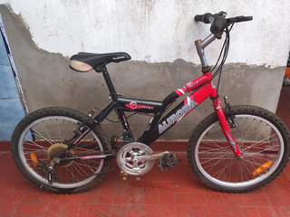Bicicleta Aurorita Rodado 20 Usada