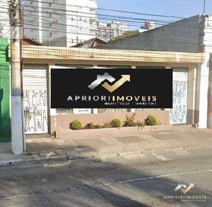 Salão À Venda, 427 M² Por R$ 2.200.000,00 - Jardim - Santo André/sp - Sl0148
