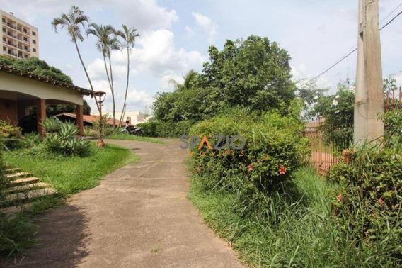 Chácara Residencial À Venda, Jardim Bela Vista, Rio Claro - Ch0011. - Ch0011