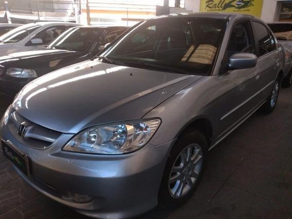 Civic 1.7 Lx 16v Gasolina 4p Manual