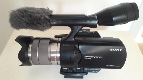 Filmadora Handycam Sony Full Hd Modelo Next Vga30