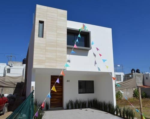 Casa Nueva En Coto - Punta Norte, Zapopan