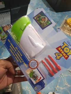 Toy Story 4 Lanzador Comunicador De Muñeca Buzz Mattel