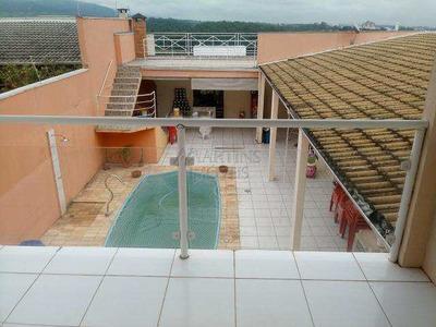 Cod:6135 | Casa 354 M² 4 Dorms 2 Suítes 4 Vagas Churrasqueira - V6135