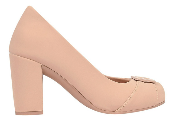 Sapato Scarpin Feminino Chiquiteira Chiqui/1124