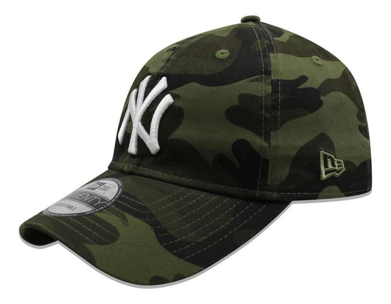 Gorra New Era 9 Forty Mlb Yankees Core Class Camo