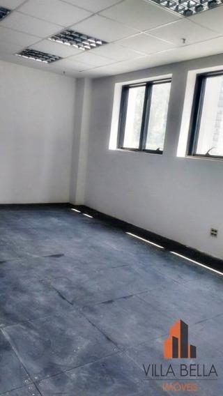 Sala Comercial Para Venda E Locação, Vila Guiomar, Santo André. - Sa0378