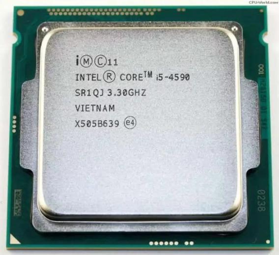Processador Core I5-4590 6m Cache 3.3ghz Lga1150 Com Nf Sp