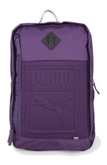 * Mochila Dama Puma S Backpack # 75581007