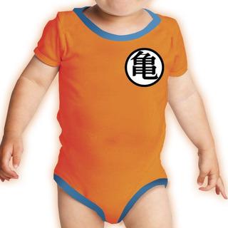 Body De Bebe Dragon Ball Z Algodón |de Hoy No Pasa| Niño No