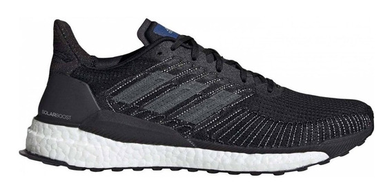 Zapatillas adidas Solar Boost 19 M Negro - Corner Deportes