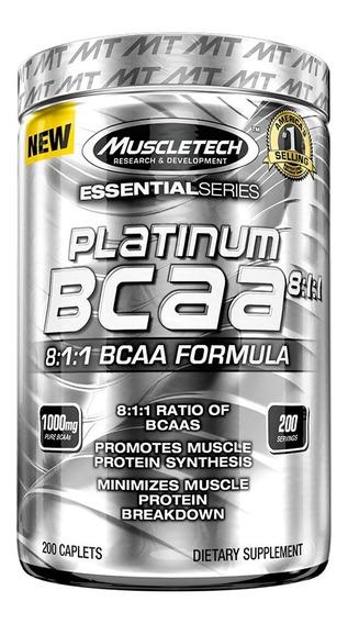Bcaa 8:1:1 Platinum Essential Series New Muscletech