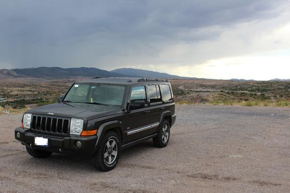 Jeep Commander 2006 4x4 65 Aniversario V6