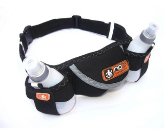 Cinturon Running De Hidratacion C/ 2 Botellas Noaf Trekking