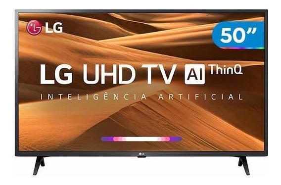Smart Tv 4k Led 50 LG 50um7360psa Wi-fi - Inteligência Arti