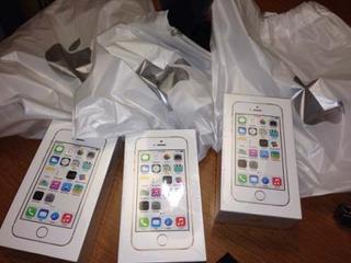 iPhone 5s 16gb Anatel Lacrado Garantia 1 Ano E Nf Retire