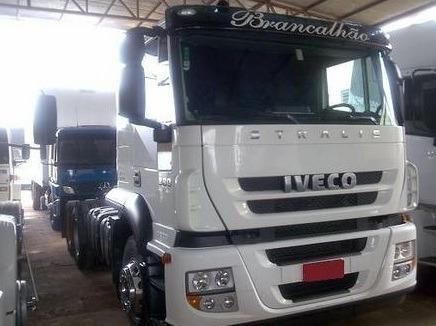 Iveco Stralis 380 - 2008 - 6x2 - Teto Baixo - R$ 94.900,00