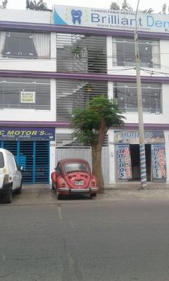 Alquiler De Local Comercial En Avenida