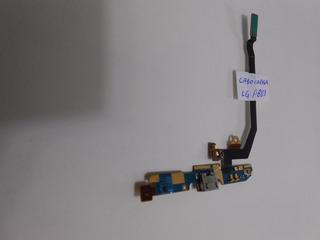 Cabo Carga Dock Jack Flexivel Microusb LG P880
