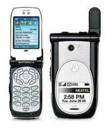 Telefono I920 Negro Para Nextel Windows Mobile 5.1 Nuevo Ok