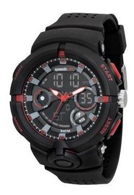 Relógio Esportivo Speedo Masculino Preto 81158g0evnp2 - Nfe