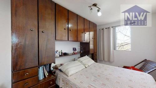 Imagem 1 de 20 de Apartamento Com 3 Dormitórios À Venda, 52 M² Por R$ 250.000,00 - Morumbi - São Paulo/sp - Ap3485