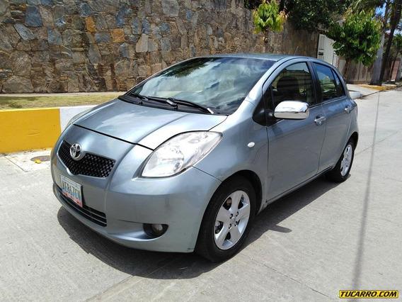 Toyota Yaris Automatico