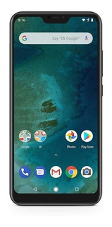Xiaomi Mi A2 Lite Dual SIM 64 GB Negro