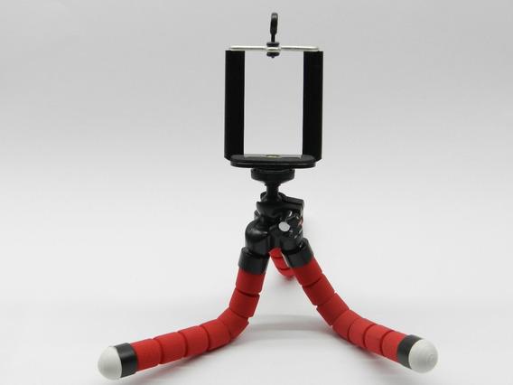 Tripé De Mesa Para Câmeras E Celulares