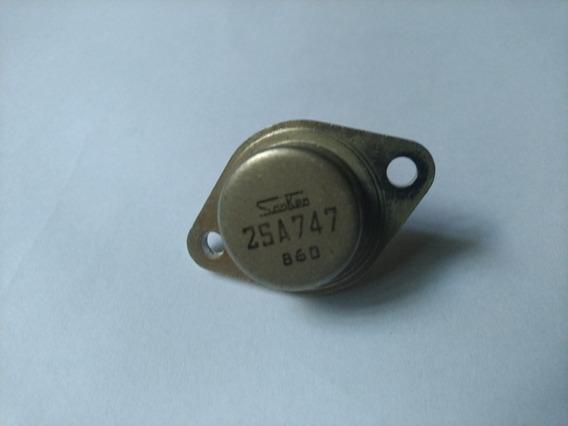 4 Transistores De Potência Sanken E Toshiba Para Sansui.