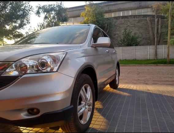 Honda Cr-v 2.4 Ex At 4wd (mexico) 2011