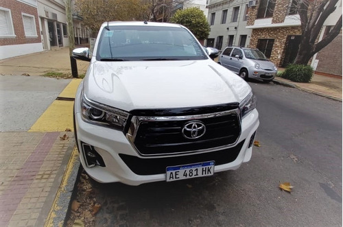 Toyota Hilux Srx-at