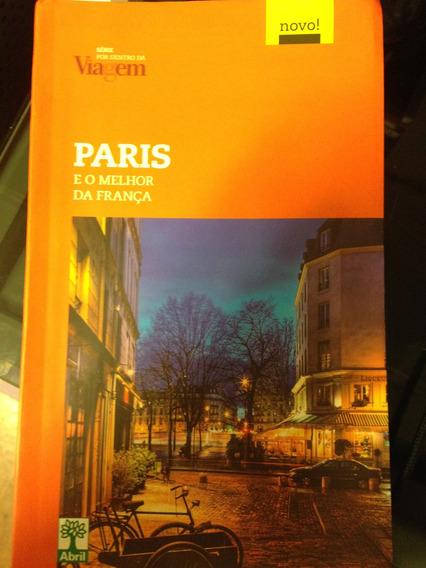 Série Por Dentro Da Viagem - Paris O Melhor Da França - Novo