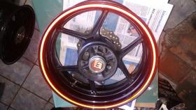 Roda Diant Triumph 675 Ano 2008.