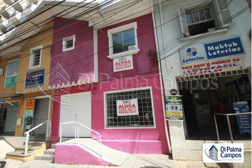 Sobrado Comercial De 156 M² Bairro Vila Mariana - Dp4801