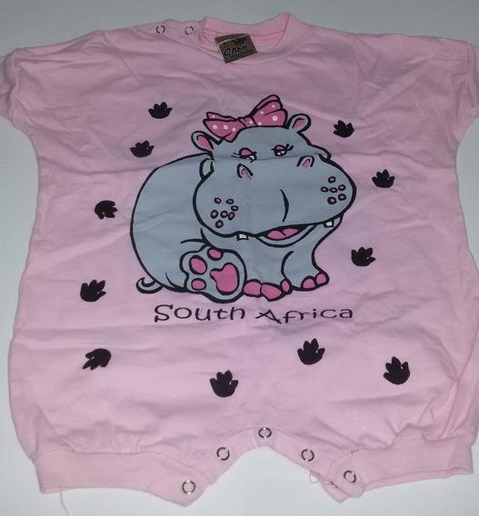 *7* Body Hipopotamo Para Niña Talla L Como Nuevo