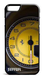 Funda iPhone 5 6 7 8 X Xr Xs Xs Plus- Ferrari Rpm X 1000