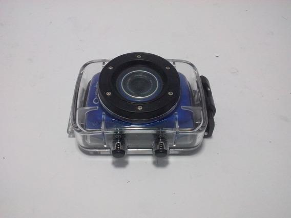Camera Quanta Sc-170 Sport 1.3 (c/ Defeito) + Caixa Acrílico