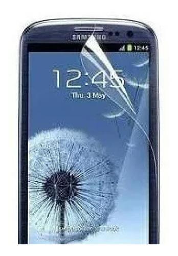 Imagem 1 de 1 de Película Lisa Samsung Galaxy S3 I9300 Transparente