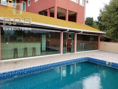 Casa Para Venda Em Atibaia Vale Das Flores - Atibaia - Ca00598 - 33961512