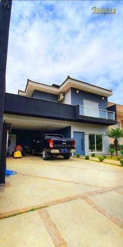 Imagem 1 de 22 de Casa À Venda, 230 M² Por R$ 1.166.000,00 - Condomínio Vila Do Bosque - Sorocaba/sp - Ca0461