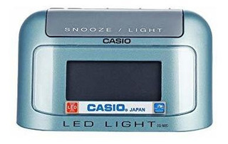 Despertador Casio Dq-582d -luz -snooze