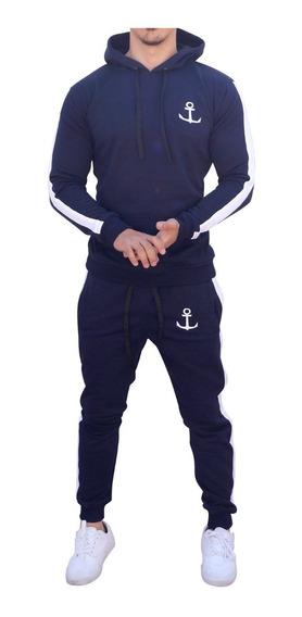 Juego Pants Y Sudadera Big Logo John Leopard Gorra De Regalo