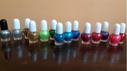 10 Mini Esmaltes Para Niñas, Sorpresitas, Souvenirs